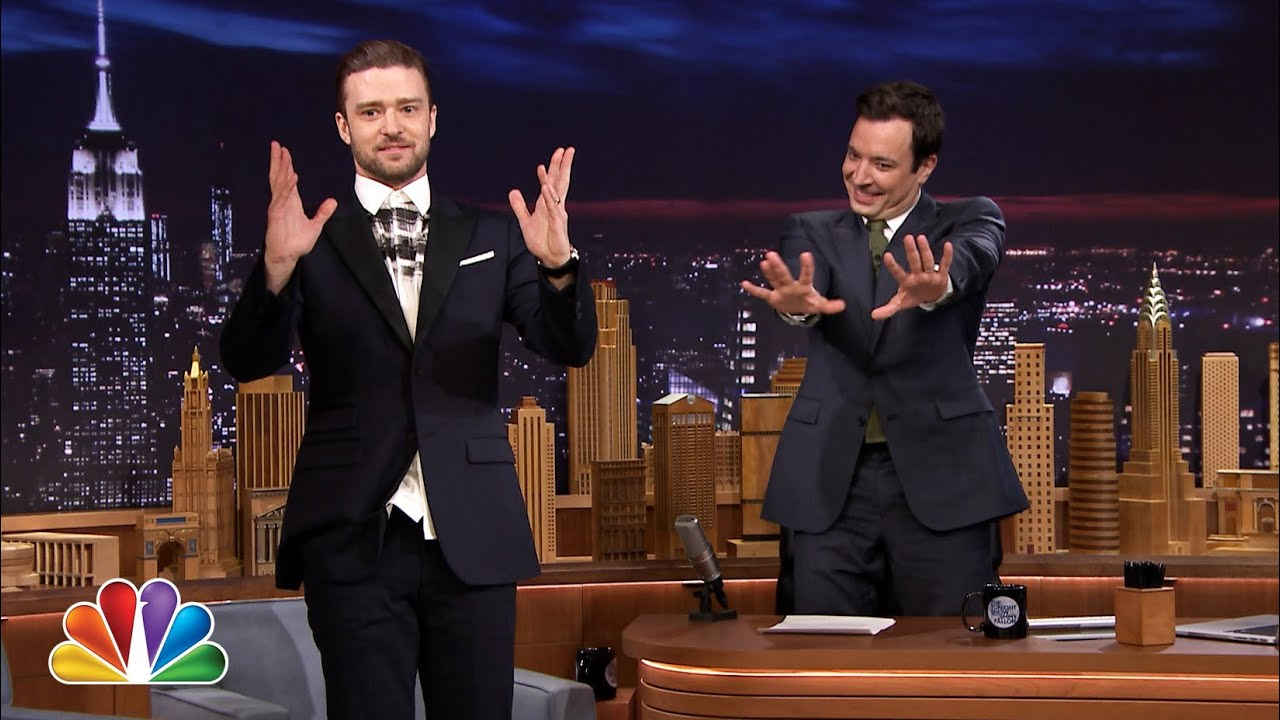 Justin Timberlake Recaps the Christmas SNL with Jimmy - YouTube
