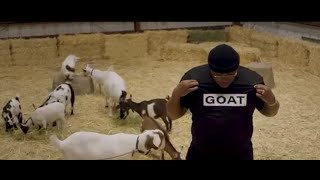 "E-40 ""Goat"" Feat. Milla (Music Video)"