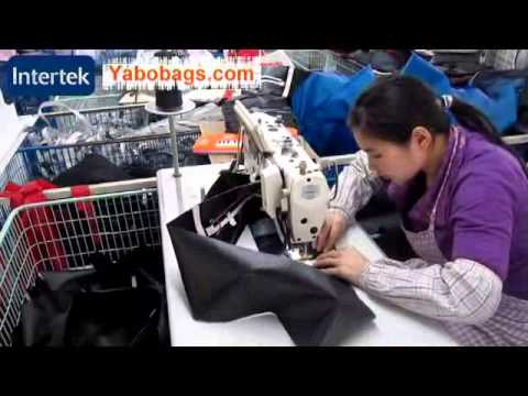 Bags Manufacturer & Bag Factory In China - Yabobags Company
