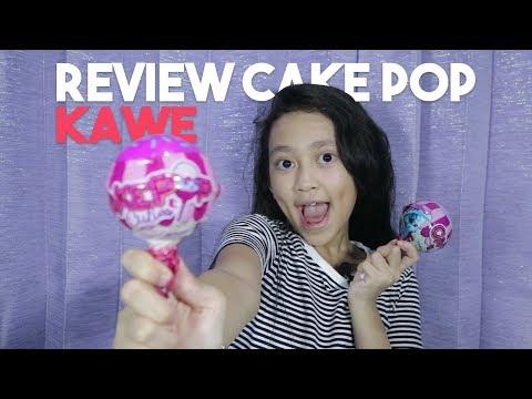 REVIEW CAKE POP CUTE INDONESIA | NO ORIGINAL