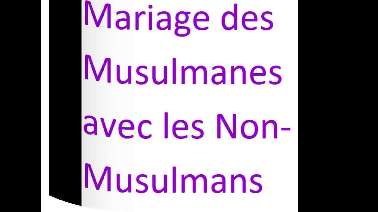 le mariage dune musulmane avec un non musulman est illgale et considr comme fornication - Mariage Mixte Islam Tariq Ramadan