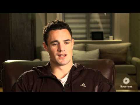 Dan Carter on the Rugby World Cup