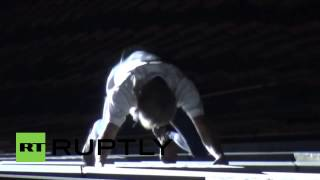 UAE: Watch SPIDERMAN climb Dubai's tallest twisted tower