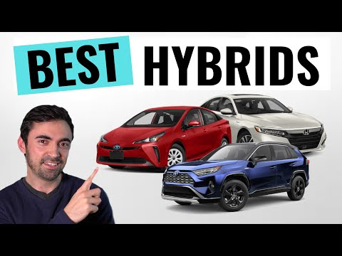 Best Hybrid Cars And SUVs of 2021 - Reliable, Efficient, And Cheap!