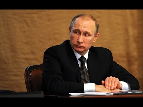 Vladimir Putin. Meeting of the Federal Security Service board (Eng Sub)