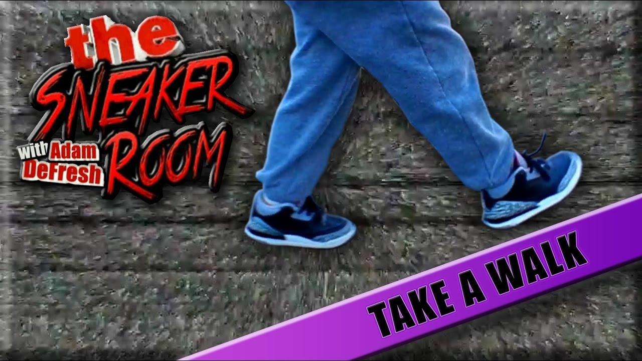 watch 91bf2 feecc Take A Walk in the: Toddler Jordan 3
