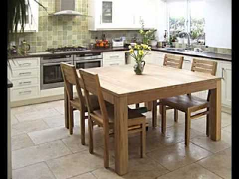 Small dining room furniture youtube for Dining room tables you tube