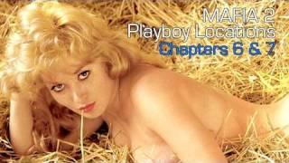 Mafia 2 - Playboy Locations Chapter 6 & 7 (Ladies Man Achievement)
