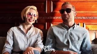 Ferdinando Iannaccone - Yulia Musikhina | Blackpool Amateur Latin | Interview