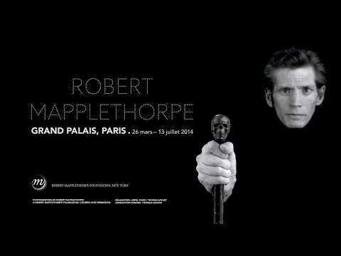 Robert Mapplethorpe - Grand Palais