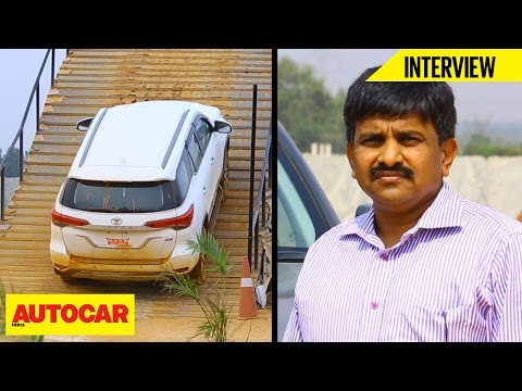 Interview | N Raja | Toyota Kirloskar Motors | Autocar India