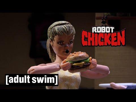 Robot Chicken   Vegetarian Superiority   Adult Swim UK 🇬🇧