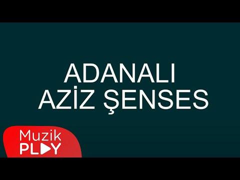Adanalı Aziz Şenses -  Evlerin Önü (Official Audio)