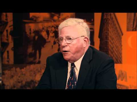 City Talk: Richard Ravitch, NYS Lt. Governor; Sarah Bartlett, CUNY Grad School of Journalism; Pt. 2