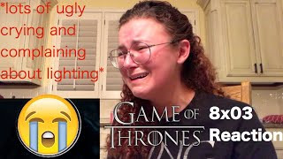 Game of Thrones 8x03 Reaction