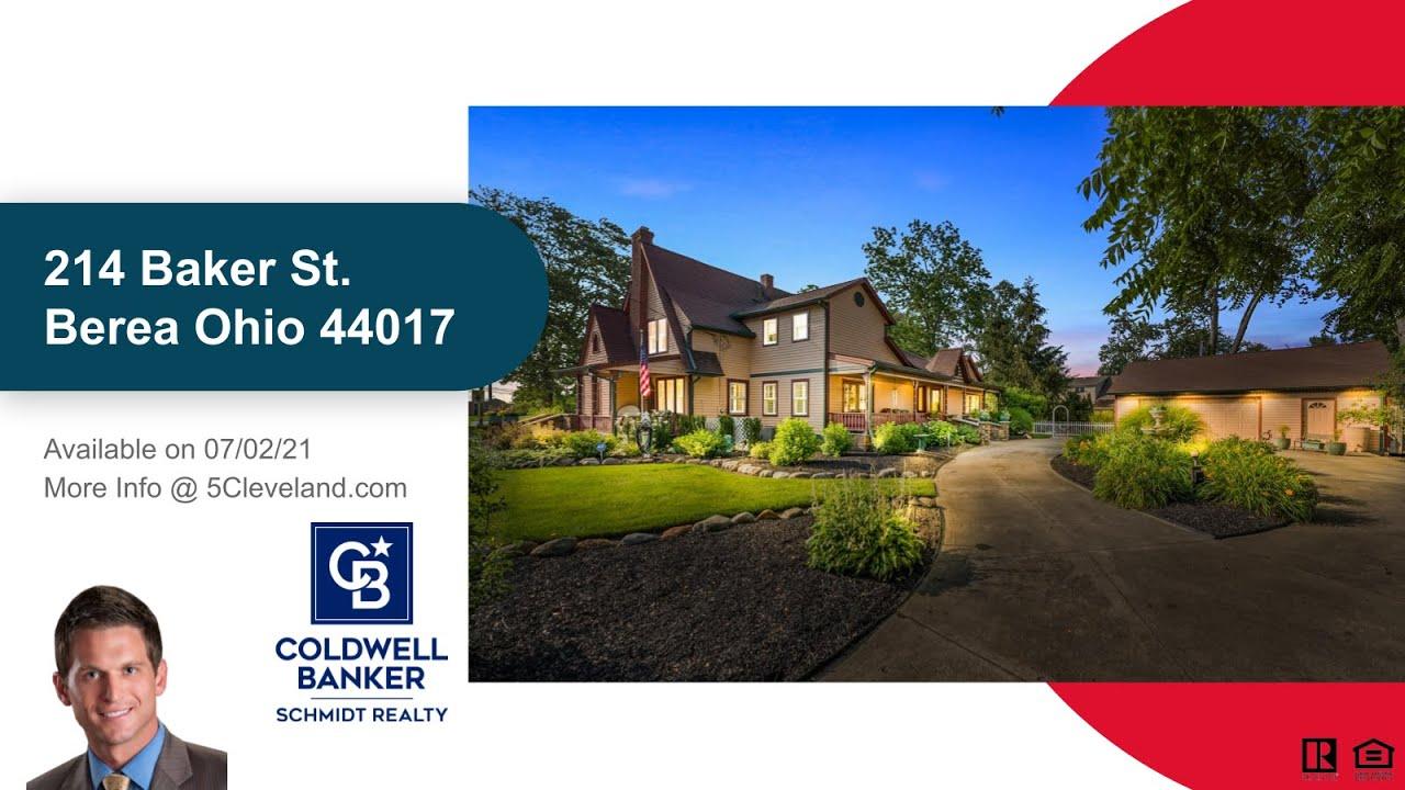 214 Baker St Berea Ohio 44017 Home For Sale 7 2 21