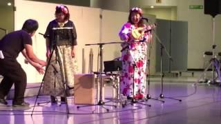 みえいこ6月19日国立民族博物館 音楽の祭日2016