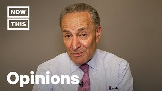 Chuck Schumer on Cannabis Legalization & The Marijuana Opportunity & Freedom Act | Op-Ed | NowThis