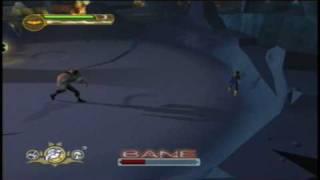 Batgirl vs Bane part 5 BOSS FIGHT - Batman rise of Sin Tzu