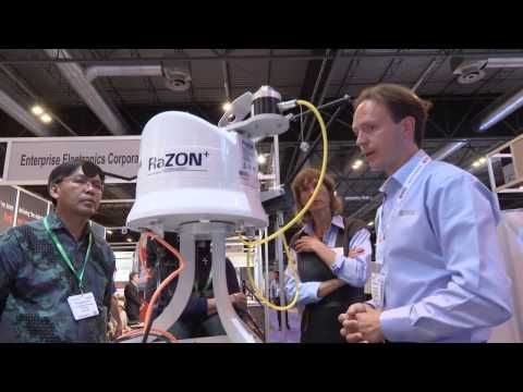 Meteorological Technology World Expo 2016 exhibitor interview with Kipp & Zonen