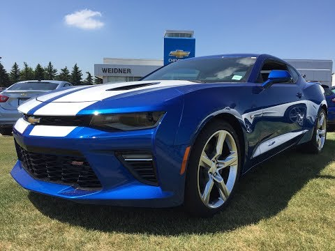 All NEW 2018 Camaro FOR SALE / Blue, 2SS, RWD / 18n016