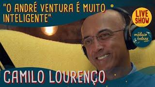 Camilo Lourenço - Jornalista Económico - MALUCO BELEZA LIVESHOW