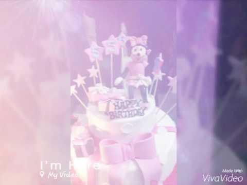 Birthday song for girls