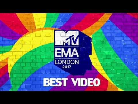 MTV EMA's 2017 AWARDS | NOMINEES | GLOBAL CATEGORIES