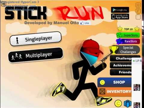 how to get rich on stick run