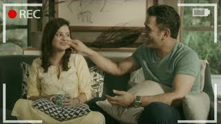 Behind the Scene - MS Dhoni and Sakshi Dhoni for Colgate