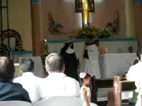 SISTER CAMILLE NUPTIAL TO GOD - PART 4 - 1/23/10