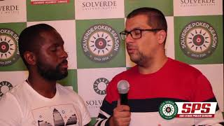 Manuel Borges 1/15 no Main Event Solverde Poker Season 2017