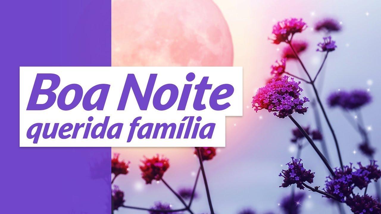 Boa Noite Bom Descanso: Boa Noite, Querida Família