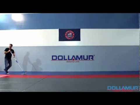 Dollamur Mats - Cleaning and Sanitizing your Swain Tatami and FlexiRoll Mats