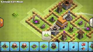 TH5 TROPHY HYBRID WAR BASE with replays