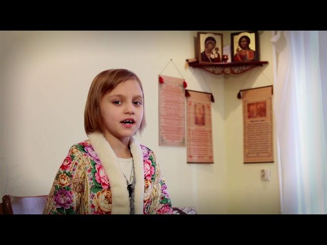 Изображение предпросмотра прочтения – ВалентинаАстафьева читает произведение «Эти бедные селенья....» Ф.И.Тютчева
