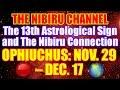 NIBIRU & THE 13th ZODIAC SIGN CONNECTION