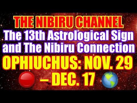 Nibiru The 13th Zodiac Sign Connection Youtube