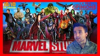 Marvel Cinematic Universe (MCU) - FA SCHIFO?