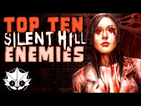 10 Scariest Silent Hill Monsters (Ft. Jordan Underneath)