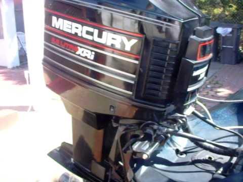 1995 Ranger 175 Mercury Youtube