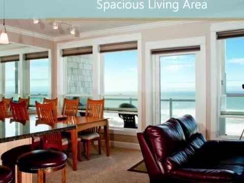 Keystone Vacation Rentals - Lincoln City, Oregon Vacation Rentals - Luxury Top Floor Condo
