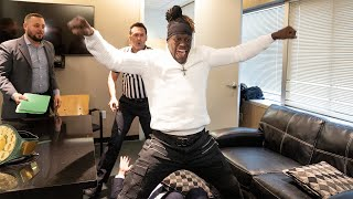 R-Truth crashes contract signing to reclaim 24/7 Title: WWE Exclusive, Nov. 19, 2019