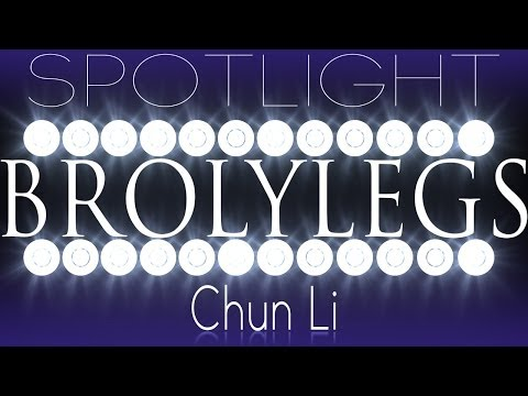 SPOTLIGHT:SSF4AE: BrolyLegs //Chun Li// With Interview HD