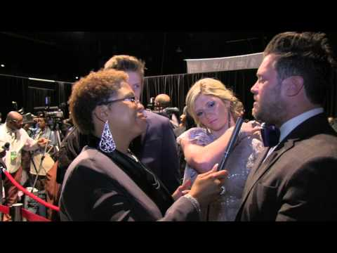 THE MORGAN FAMILY - Stellar Awards 2013 on The Story Radio Show with Queeni