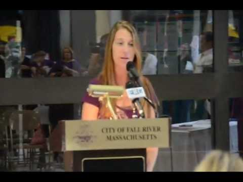 Domestic Violence Awareness Day at Government Center   Oct 2 201