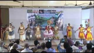 """NSS - Santacruz - Mumbai Onam Celebrations 2012 - """"Keraleeyam"""""""