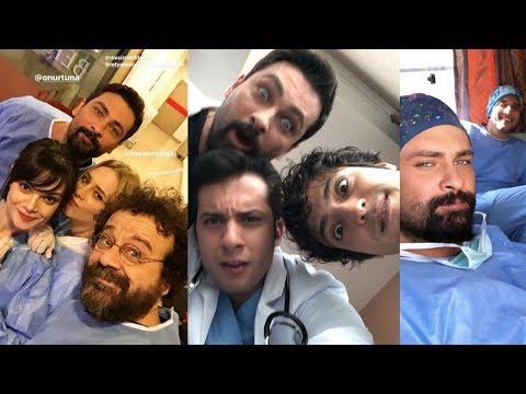 مسلسل الطبيب المعجزة الحلقة 9 فرمان في المسبح، علي يلاعب علي، مسرحية نازلي