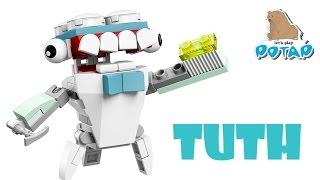 Лего Миксели Мультик 8 Серия. Medix. Tuth. Lego Mixels Series 8. Игрушки для Мальчиков