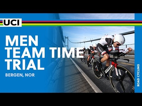 2017 UCI Road World Championships - Bergen (NOR) / Men's Team Time Trial
